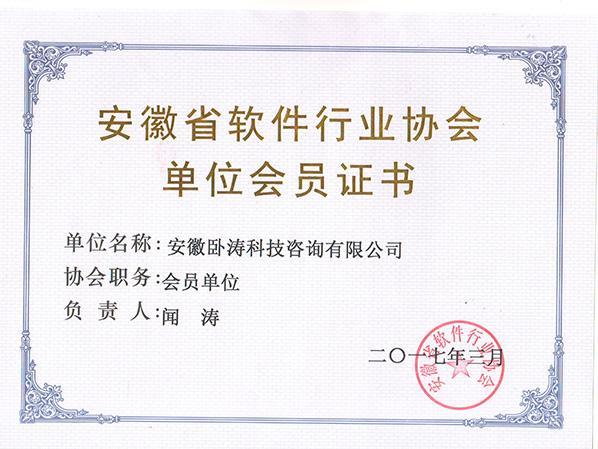 安徽省物联网发展专项资金